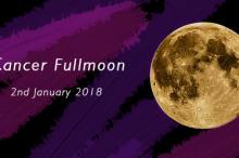 蟹座の満月